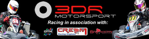 3DR Motorsport now in association with Cream Racing Engines